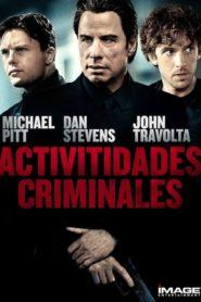 Actividades criminales