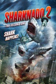 Sharknado 2: El segundo (El regreso)