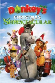 Las Shrektaculares Navidades de Asno