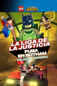 LEGO DC Comics Super Heroes – La Liga de la Justicia – Fuga de Gotham