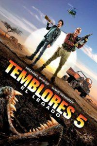 Temblores 5: El legado