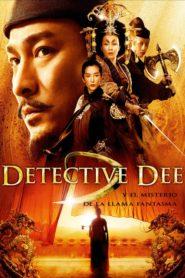 Detective Dee y el misterio de la llama fantasma