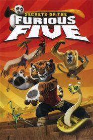 Kung Fu Panda: Los secretos de los cinco furiosos