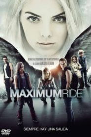 El viaje de Max (Maximum Ride)