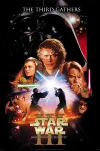 Star War The Third Gathers: Backstroke of the West