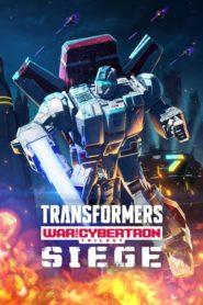 Transformers: Trilogía de la guerra por Cybertron: Asedio